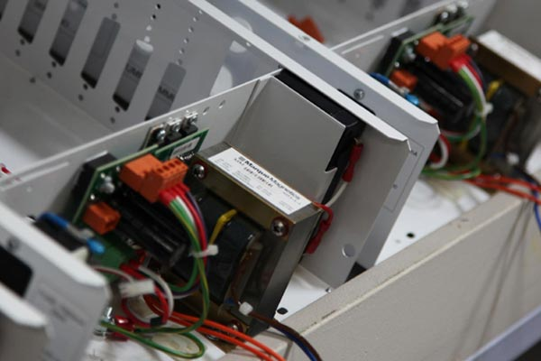Box build electrical services from Phoenix Systems