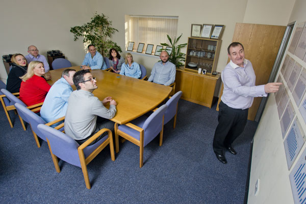 Training at Phoenix Systems